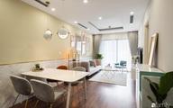 Căn hộ 63m² ngập tràn màu nắng với chi phí hoàn thiện 240 triệu đồng ở Thanh Xuân, Hà Nội