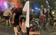 'Ma men' đâm xe khiến một phụ nữ sảy thai
