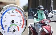 Nắng nóng gay gắt kéo dài nhiều ngày tới ở miền Bắc và Trung Bộ