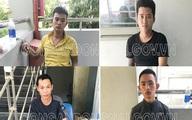 Giải cứu người đàn ông bị nhóm côn đồ bắt giữ, đánh đập ở Đồng Nai