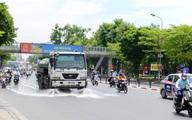 Hà Nội dự chi 114 tỷ đồng để phun nước hạ nhiệt ngày nắng gắt