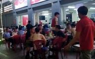 Nắng nóng, hàng loạt quán bia hơi tại Hà Nội đông nghịt khách sau dịch COVID-19