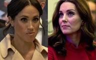 """Chiêu """"trả thù"""" cao tay của Meghan Markle khiến chị dâu Kate """"mất điểm"""" trong mắt công chúng"""