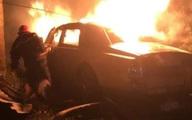 Siêu xe Rolls-Royce Phantom biển tứ quý bốc cháy ngùn ngụt trong đêm