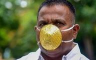 Khẩu trang đính vàng và kim cương 'hút' khách ở Ấn Độ