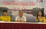 Tác giả Lý Tứ - người dành 30 năm nghiên cứu Phật đạo