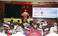 Phú Thọ tổ chức tọa đàm cung cấp kiến thức về chăm sóc sức khỏe người cao tuổi