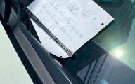 Đỗ ô tô chắn cửa nhà người khác, khi quay lại chủ xe nhận được mảnh giấy với nội dung đọc mà xấu hổ thay