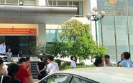Nghệ An: Cháy Chi cục thuế TP Vinh, nhiều người hoảng loạn