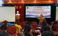 Lạng Sơn: Tập huấn chương trình Mở rộng quy mô nước sạch và vệ sinh nông thôn