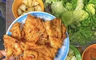 Bánh tôm và loạt món ngon hút giới trẻ Hà Nội ngày hè
