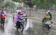 Bắc Bộ đón mưa giải nhiệt, Trung Bộ vẫn nắng nóng gay gắt, có nơi trên 39 độ