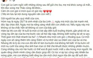 Con gái lớn nhà Quyền Linh đã viết gì trong bức tâm thư gửi cha mà cả 2 vợ chồng MC đều khóc?