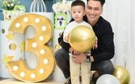 Diễn viên Việt Anh đối mặt với áp lực hậu ly hôn lần 2