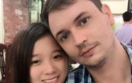 Chàng Nam Phi phải lòng cô gái Hải Phòng, ngày cưới ôm nhau khóc nức
