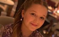 Vẻ ngoài khác lạ của con gái út cựu danh thủ David Beckham