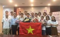 Giành 4 HCV, đội Olympic Hoá học Việt Nam đạt thành tích cao nhất trong lịch sử