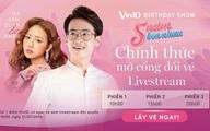 """Hà Anh Tuấn cùng Amee """"mở màn"""" sự kiện Livestream âm nhạc đặc biệt của VinID"""