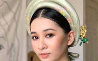 Vẻ đẹp chuẩn con gái Huế của thí sinh Hoa hậu Việt Nam 2020
