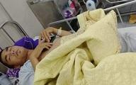 Vợ con bất lực nhìn chồng gặp nạn nguy kịch mà không có tiền chữa trị