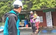 Bão số 2: Hải Phòng, Quảng Ninh sơ tán dân, cấm biển từ 0h ngày 2/8