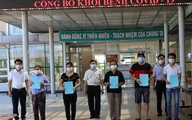 11 bệnh nhân tại Quảng Nam được công bố khỏi COVID-19