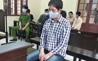Lĩnh 8 năm tù vì châm thuốc lá vào bé gái