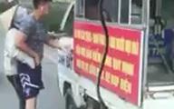 Kỷ luật công an mặc quần soóc đi xử lý người bán rong