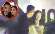 """Bị tố ôm gái lạ ngoài đường, ông xã Từ Hy Viên có phản ứng """"cực gắt"""" nhưng nữ diễn viên vẫn giữ im lặng"""