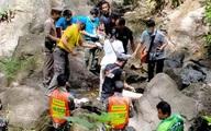 Du khách 22 tuổi ngã chết khi selfie ở thác nước