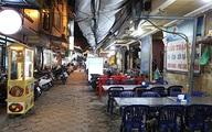 Nhà hàng, quán ăn không có khách vì nCoV