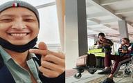 """Mẹ người mẫu Anh Vũ: """"Thanh Hằng tặng tiền để con tôi chữa ung thư'"""
