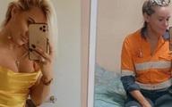 Cô gái nổi tiếng mạng gây bất ngờ khi tiết lộ là tài xế xe tải