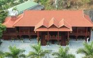 Đại gia chơi nhà gỗ truyền thống, có căn 200 tỷ gây 'choáng'