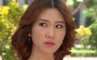 """""""Hoa vẫn nở mùa đông"""": Thúy Ngân mặc váy cưới đứng bên chồng mà cứ mơ tưởng bạn trai Cao Thái Hà"""