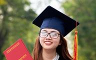 Nữ 9X tốt nghiệp xuất sắc, trở thành thủ khoa ĐH Bách khoa Hà Nội