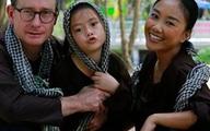 """Con gái Tây của Đoan Trang được mẹ cho phép thể hiện """"thái độ"""" trên sóng truyền hình"""