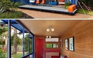 Chiêm ngưỡng 12 ngôi nhà đẹp tuyệt đỉnh làm bằng container