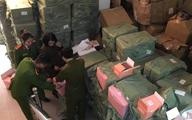Hà Nội: Thu giữ 5 tấn mặt nạ Rwine beauty không rõ nguồn gốc