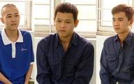 Cướp 2 con gà, 3 thanh niên bị khởi tố