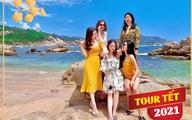 Nhiều tour du lịch xuyên Tết hút khách