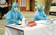 Thứ trưởng Đỗ Xuân Tuyên kiểm tra công tác phòng, chống dịch COVID-19 tại Hưng Yên