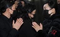 Lễ tang NSND Trung Kiên: Nhiều thế hệ học trò nghẹn ngào đến viếng