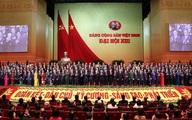 Bế mạc Đại hội Đảng XIII, ra mắt Ban chấp hành Trung ương khoá mới