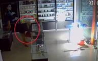 Mùng 3 Tết, cửa hàng Điện Máy Xanh bị trộm 800 triệu đồng