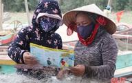 Người dân vùng biển Hà Tĩnh hưởng lợi từ Đề án 52