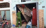 Vụ nổ lớn xảy ra khi người đàn ông Bình Dương mở cửa nhà