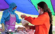 Hải Phòng: Người dân trong khu giãn cách đã mua được hàng thiết yếu giá thị trường