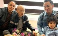 Tùng Dương chia sẻ về cụ 110 tuổi, con cháu toàn làm nghệ thuật