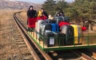 Cảnh tượng khó tin khi các nhà ngoại giao Nga rời Triều Tiên